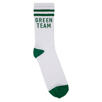 """Green Team"" Socks"