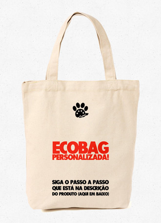 Ecobag Personalizada (1 PET)