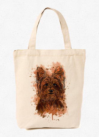 Ecobag Yorkshire Terrier