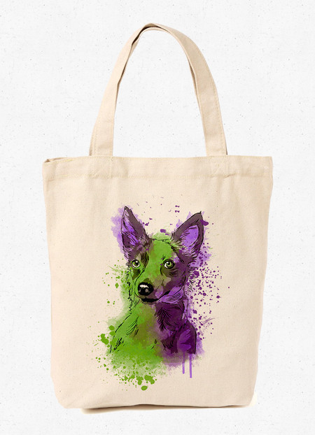 Ecobag Bibi - AMPARA Animal