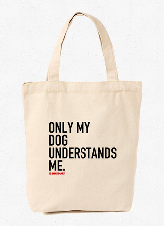 Ecobag Only My Dog