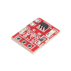 sensor touch de toque capacitivo