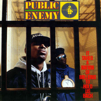 Public Enemy - It takes a nation of millions... LP(novo/lacrado/180g)