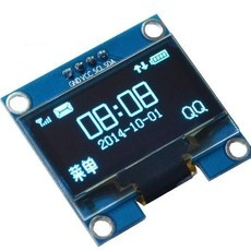 Display Oled 128x64 Gráfico 0.96 I2c Serial Arduino Esp Pic