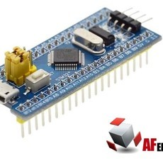 Placa Arm Stm32  Stm32f103c8t6