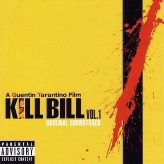 Kill Bill vol. 1 - original soundtrack LP (novo/lacrado/importado)