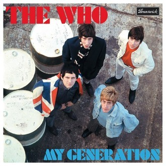 The Who - My generation LP (novo/lacrado/180g)