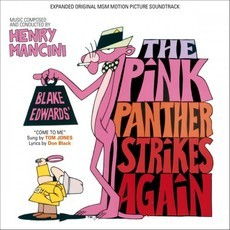 The Pink Panther Strikes Again - Original motion soundtrack LP