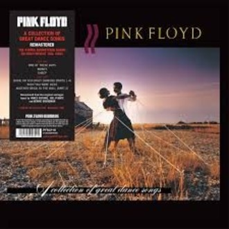 Pink Floyd - A collection of great dance songs LP (novo/lacrado/180g)