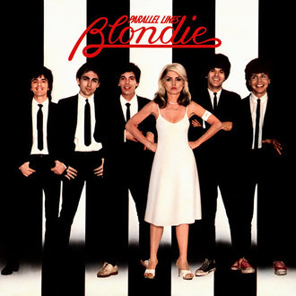 Blondie - Parallel Lines LP (novo/lacrado/180g)