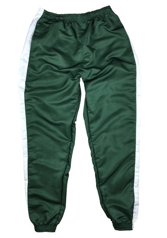 Kalça Track Pants Green