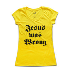 Pequena Miss Sunshine - Jesus Was Wrong / Feminina