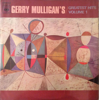 Gerry Mulligan - Greatest hits vol. 1 LP