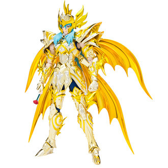 Cloth Myth Afrodite de Peixes EX Soul of Gold Bandai