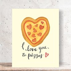 Quadro Decorativo - PIZZA LOVE