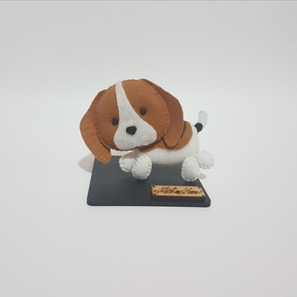 Chaveiro / Toy Art - Beagle