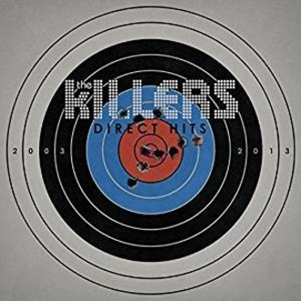 The Killers - Direct hits LP duplo (novo/lacrado)