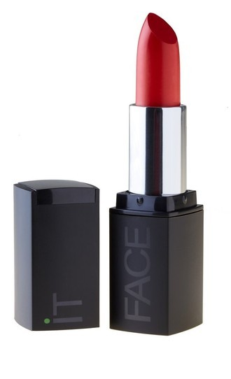 Batom Matte FACE IT - CALL ME MAYBE - Vermelho Vibrante