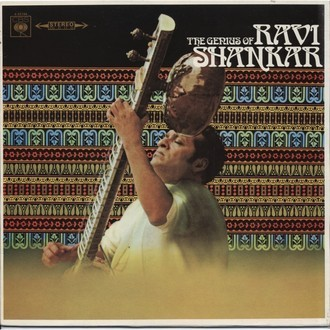 Ravi Shankar - The genius of Ravi Shankar LP