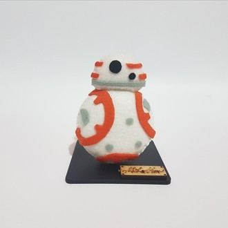 Chaveiro / Toy Art - BB8