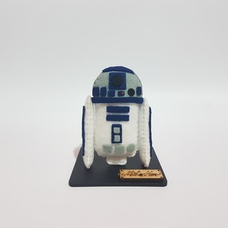 Chaveiro / Toy Art - R2D2