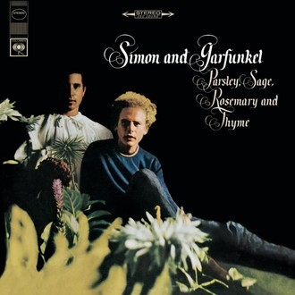 Simon & Garfunkel - Parsley, Sage, Rosemary and Thyme LP (imp. USA)