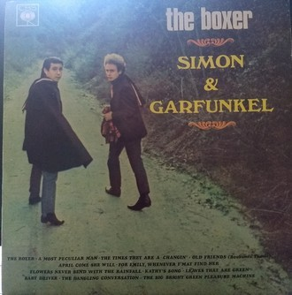 Simon & Garfunkel - The Boxer LP