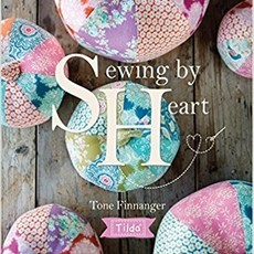 "livro Tilda ""Sewing by Heart"""