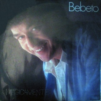 Bebeto - Magicamente LP (capa regular)