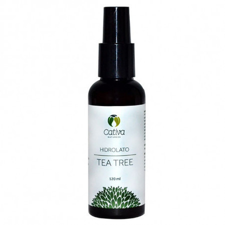 Hidrolato de Tea Tree (120ml) - Cativa Natureza