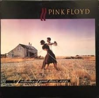 Pink Floyd - A collection of great dance songs LP (original/nacional)