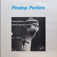 Pinetop Perkins - Boogie woogie king LP