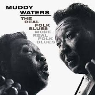 Muddy Waters - The real folk blues LP (novo/lacrado/180g)