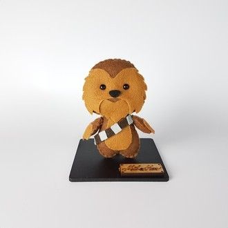 Chaveiro / Toy Art - Chewbacca