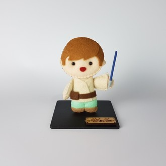 Chaveiro / Toy Art - Luke Skywalker