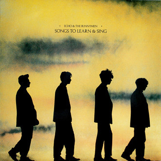 Echo & the Bunnymen - Songs to learn & sing LP
