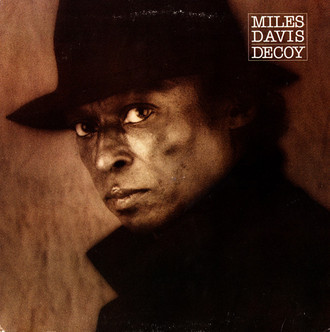 Miles Davis - Decoy LP