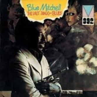 Blue Mitchell - The last tango = blues LP (imp. USA)