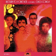 Return to Forever featuring Chick Corea - No Mystery LP (ex. estado)