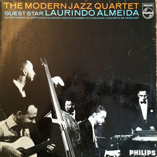 The Modern Jazz Quartet (com Laurindo de Almeida) LP MONO