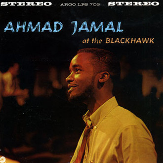 Ahmad Jamal - At the blackhawk LP (importado USA)