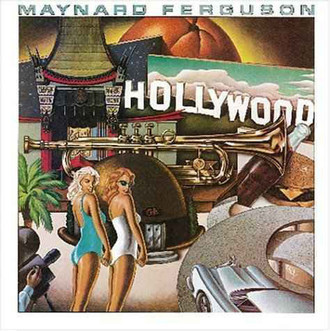 Maynard Ferguson - Hollywood LP (excelente estado)