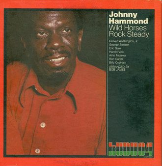 Johnny Hammond - Wild Horses Rock Steady LP (excelente estado)
