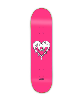 "SHAPE ACID HEART PINK  7,75""- 8"" E 8,25"""