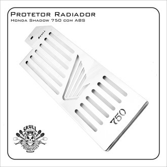Protetor Do Radiador Shadow 750 Honda