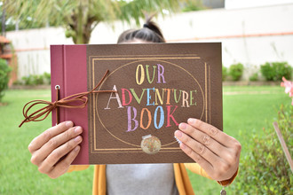 Our adventure Book - Foto Livro