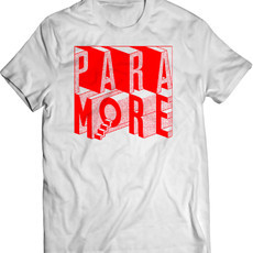 Paramore Pool (Camiseta Unissex)