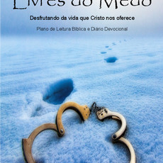 Caderno Devocional - Livres do Medo
