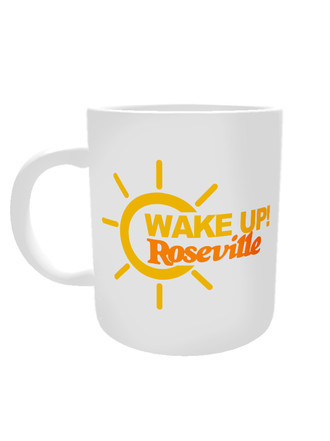 Caneca Paramore Wake Up Roseville