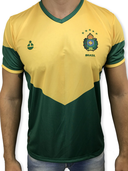 9b612cb8e7 Camisa Seleção Imperial Masculina - Von Regium